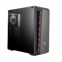 CM MasterBox MB501L 600W Carbon RC-MCB-B501L-KANA60-S00  Dizayn Ön Panel, Pencereli MidTower Kasa