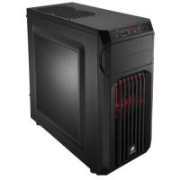 Corsair Carbide Champ/SPEC-01 600W 80+ PSU Kırmızı Fanlı Pencereli MidTower Kasa