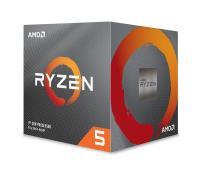 CPU-AMD AM4 RYZEN 5 3600XT 3.80GHZ 35MB AM4 FANLI