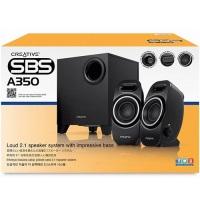 CREATIVE SBS A350 21 W 2+1 Speaker Hoparlör