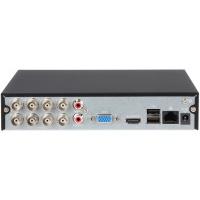 Dahua XVR1B08 8 Kanal Penta-brid 1080N/720P 1U DVR   H.265+/H.265/H.264+/H.264 Çift Akışlı Video Sıkıştırma 1x6TB Sata