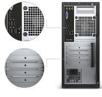 DELL Vostro 3650 I3-6100 4GB 500GB LINUX Masaüstü Bilgisayar