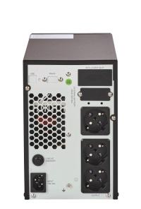 DEXTER 2KVA ONLİNE UPS  LCD  4X12V 7AH 3/10 DK tunçmatiğin ürünü  kesintisiz güç kaynaği