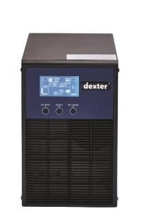 DEXTER 3KVA ONLİNE UPS  LCD  6X12V 7AH 3/10 DK YETKİLİ SERVİSİ TUNÇMATİK KESİNTİSİZ GÜÇ KAYNAĞI