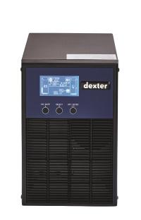 DEXTER TSK5328 LCD ON-LINE 1KVA 2X12V 7AH  YETKİLİ SERVİSİ TUNÇMATİK KESİNTİSİZ GÜÇ KAYNAĞI