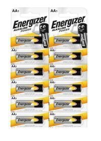 Energizer Max Plus Alkaline AA1 12 ADET  kalın kalem Pil