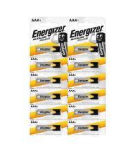 Energizer Max Plus Alkaline AAA1 12 ADET  İNCE  kalem Pil