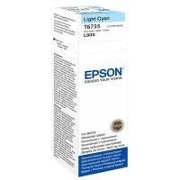 EPSON T6735 AÇIK MAVİ MÜREKKEP KARTUŞU ( C13T67354A )