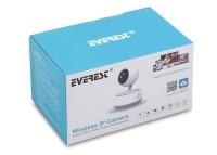 Everest DF-801W 2.0 MP HD Lens 2.8mm/3.6mm IP Smart Wifi Network TF Card Güvenlik Kamerası