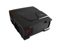 Everest Rampage Cobra 600W Peak-650W Pencereli 2x12Cm Red Fan Usb 3.0 Oyuncu Kasası