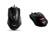 Everest Rampage KM-R5 Siyah Usb 3 Farklı Ledli Gaming Q Multimedia Klavye + Mouse Set