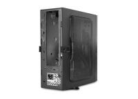 Everest S102 Real 130W Siyah Mini ITX Kasa  KÜÇÜK KASA  265X134X283MM