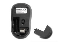 Everest SM-804 Usb Siyah/Kırmızı 800/1200/1600dpi Kablosuz Mouse