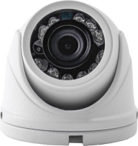EZCOOL EZ-1320HD 2MP 2.8MM 12 LED AHD MİNİ DOME TEK TUŞLA AHD ANALOG