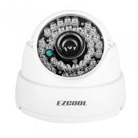 EZCOOL EZ-3520HD 2MP 3.6MM 36 LED AHD DOME OSD İÇERDE  KULLANIM İÇİN DOME KAMERA AHD ANALOG UYUMLUDUR