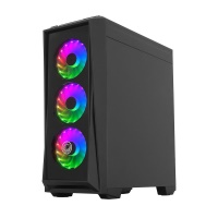 FRISBY GC-9250G 650W 4X120CM RGB Fanlı GAMING KASA