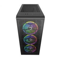 GAMEPOWER HORIZON RGB GAMING KASA MESH PANEL 650W