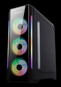 GAMEPOWER WRAITH RGB 650W +80 BRONZ KASA