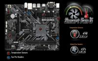 GIGABYTE B450M-S2H V2 AMD B450 DDR4 M.2 AM4