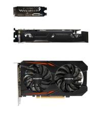 GIGABYTE GTX1050 GV-GV-N105TOC-4GD GEFORCE  Ti OC 4GB DDR5 128Bit  - Ekran kartı