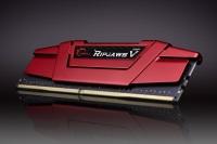 GSKILL RIIPJAWS  KIRMIZI DDR4-2400Mhz CL15 8GB (1x8GB) (15-15-15-35) 1.2V PC RAM F4-2400C15S-8GVR