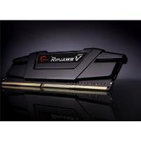 GSKILL RipjawsV Siyah DDR4-3600Mhz CL18 8GB (1X8GB) F4-3600C18S-8GVK Single (18-22-22-42) 1.35V
