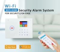 GUV-ALARM-WESEE WS-W3 WİFİ+GSM ALARM SİSTEMİ