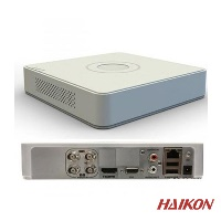 HAIKON DS-7104HGHI-F1 4 KANAL 720P HD-TVI / analog ve AHD kameraları destekle DVR 2MP KADER DESTEKLİ