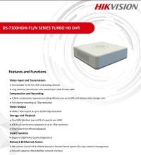 Haikon DS-7116HGHI-F1/N 16 Kanal DVR Kayıt Cihazı