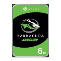 """Seagate Barracuda ST6000DM003 3.5"""" 6 TB 5400 RPM 256 MB SATA 3 HDD 6tb"""