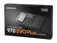 SAMSUNG 970 Evo Plus 250GB M.2 SSD SATA 3500/3300 MZ-V7S250BW