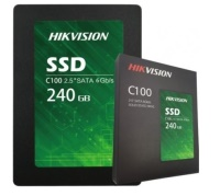 """HIKVISION 240GB SSD-C100/240G 550/420  HS-SSD-C100/240G 2.5"""" 550/420"""