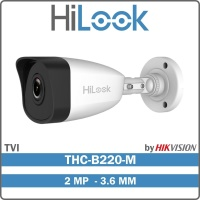 HILOOK THC-B220-M 2MP 3.6MM LENS 40MT ATOM