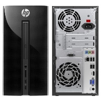 HP 460-P200NT 4XC14EA I3 7100 4GB 1TB DOS Masaüstü Bilgisayar