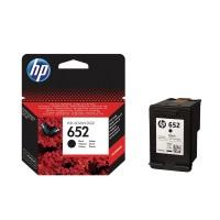 HP 652 SİYAH MÜREKKEP KARTUŞU ( F6V25AE )