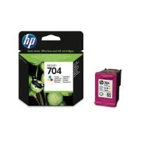 HP 704 RENKLİ MÜREKKEP KARTUŞU (CN693AE)
