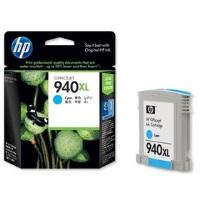 HP 940XL Mavi Mürekkep Kartuşu (C4907AE)