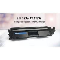 HP CF217AC (17A) SİYAH TONER ORJİNAL 1600SYF
