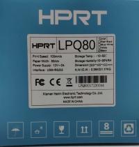 HPRT LPQ80 203DPI DIREK TERMAL USB BARKOD ETIKET YAZICI