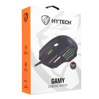 HYTECH HY-X7 Gamy Siyah Gaming Oyuncu Mouse