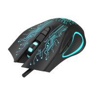 HYTECH HY-X8 Eagle Siyah Gaming Oyuncu Mouse