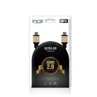 INCA 2.0 V 2 METRE HDMI TO HDMI ALTIN UÇLU KABLO