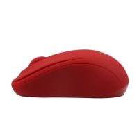 INCA IWM-331RSK Silent Wireless Mouse -Kırmızı(Sessiz Mouse )