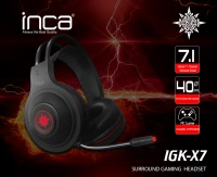 INCA LAPESTOS IGK-X7 7.1 SURROUND GAMING KULAKLIK