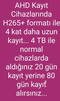 JETVİEW JV-HD1116M5-XM 16 KANAL 5MP AHD 16KANAL IP 6TB HDD DESTEĞİ  H265+