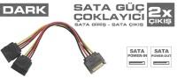 DARK DK-CB-P202 Sata  2 x SATA Dönüştürcü  SATA TO 2 SATA