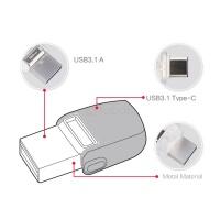 KINGSTON 32GB DT Microduo 3C USB 3.0/3.1 DTDUO3C DTDUO3C/32G TYPE-C