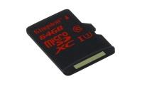 KINGSTON 64GB MICRO SD KART U3 90/80  SDCA3/64G