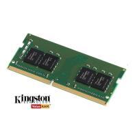 KINGSTON 8GB 2666MHZ DDR4 CL19 1.2v RAM notebook ramı
