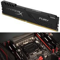 KINGSTON HYPERX 8GB 2400MHZ DDR4 SOĞU.BLACK HX424C15FB3/8